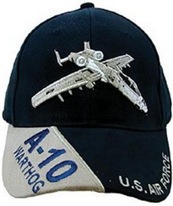 Berretto cappello per piloti. Pilota militare aereo anti-carro caccia-carro  A-10 Warthog cc12da46a983
