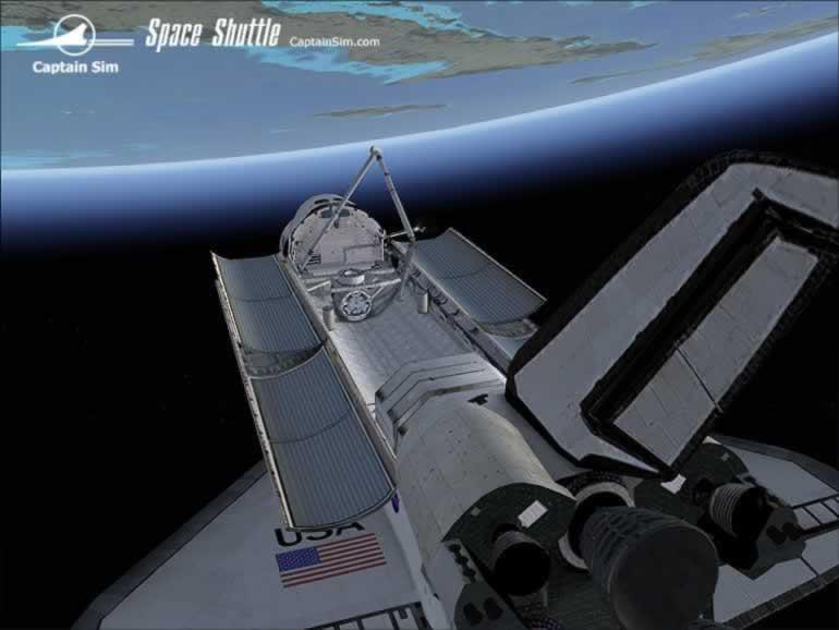 virtual space shuttle simulator - photo #40