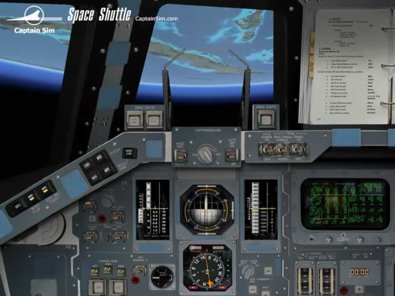 virtual space shuttle simulator - photo #5