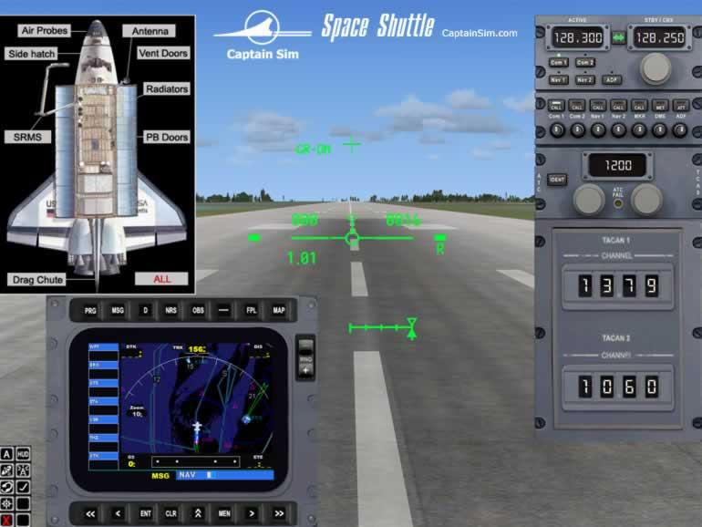 space shuttle simulator 2010 - photo #20