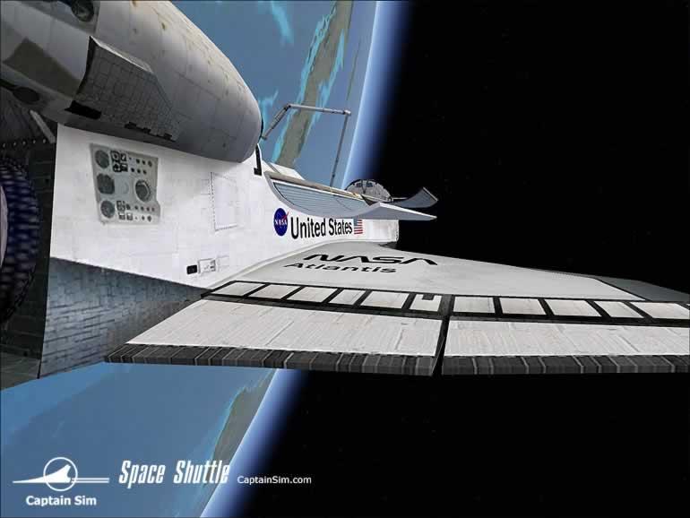 virtual space shuttle simulator - photo #37