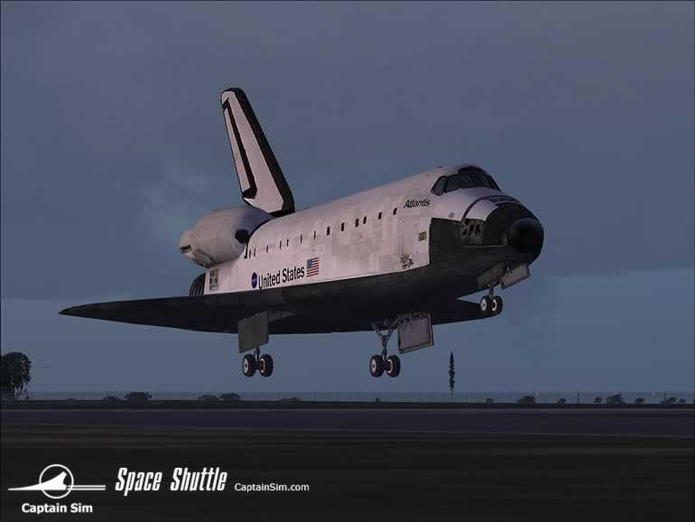 virtual space shuttle simulator - photo #19