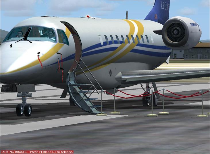 Il simulatore di volo add on flight simulator fsx x for Grandi jet d affari in cabina